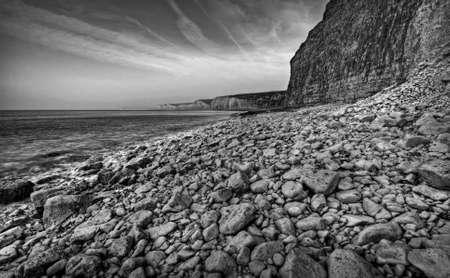 Cliffs in UK