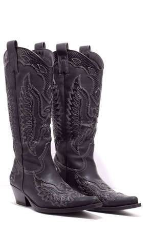 Cowboy boots Standard-Bild