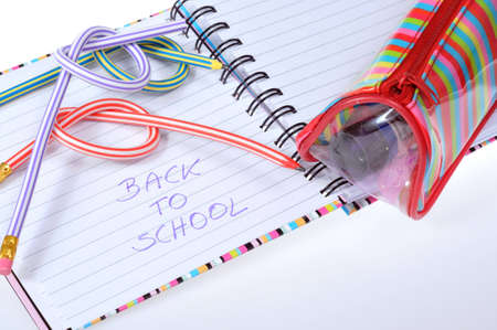Back to school with the equipment