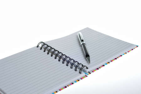 Notebook for business or school