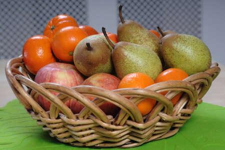Fruit close up