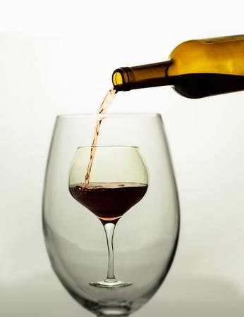 Lampa wina z butelkÄ…