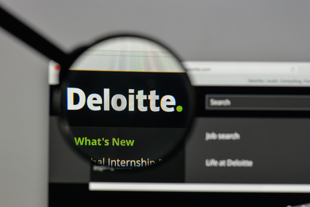 Deloitte Stock Photos And Images - 123RF