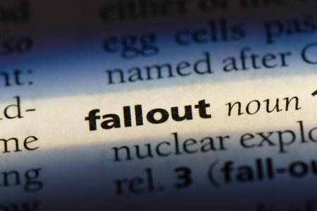 fallout fallout concept.