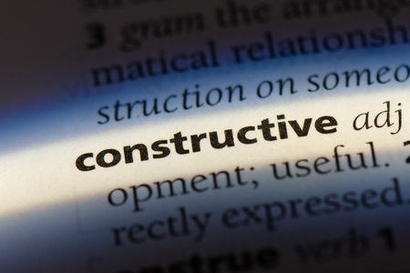 constructive constructive concept.