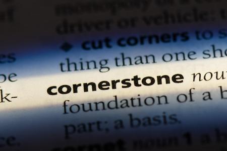 cornerstone cornerstone concept.