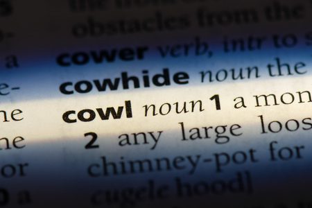 cowl cowl concept. Stock Photo - 100080304