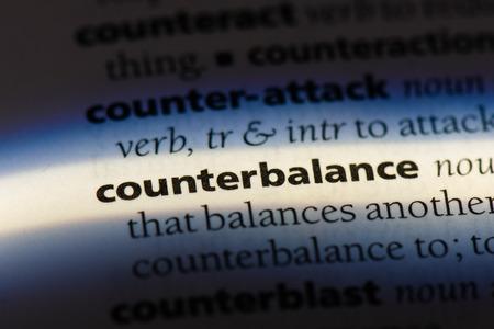 counterbalance counterbalance concept.