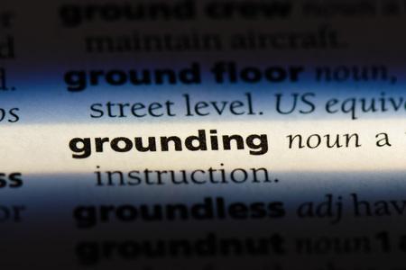grounding grounding concept.