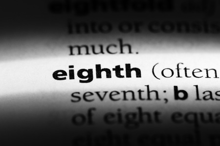 eighth word in a dictionary. eighth concept