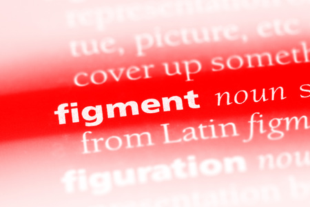 figment word in a dictionary. figment concept Stock fotó