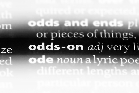 odds on word in a dictionary. odds on concept.