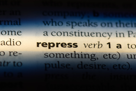 Repress Stock Photos And Images - 123RF