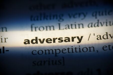 adversary word in a dictionary. adversary concept, definition.