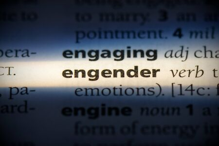 engender word in a dictionary. engender concept, definition.