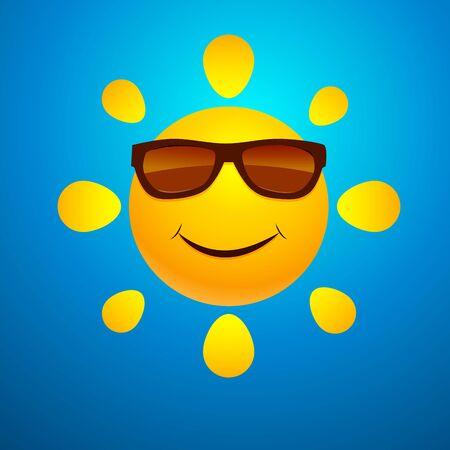smiling sun: Smiling sun