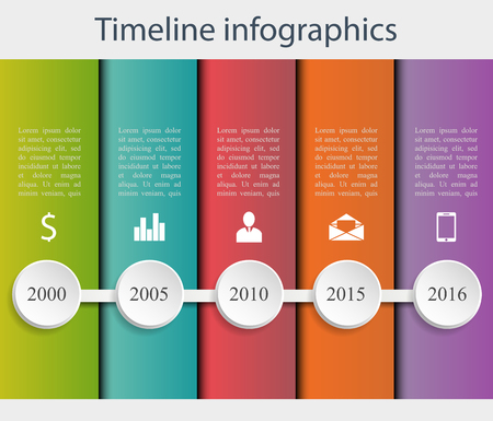 design timeline template