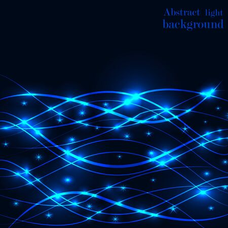 agleam: Abstract light luminous radiant lucent background. Vector EPS 10