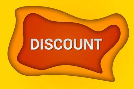 Modern sale background