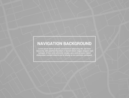 Abstract navigation background