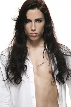 androgynous men photo