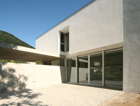 building external: house