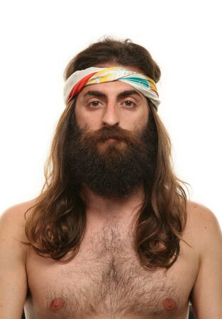 portrait of man Stock Photo