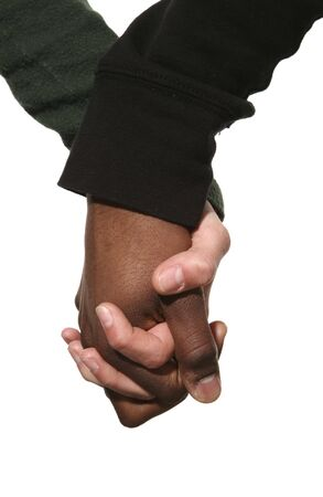 hands together Stock Photo - 4614752