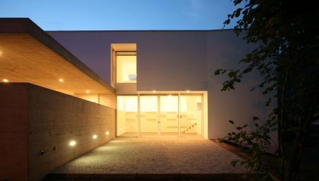 haus beleuchtung: Haus Lizenzfreie Bilder