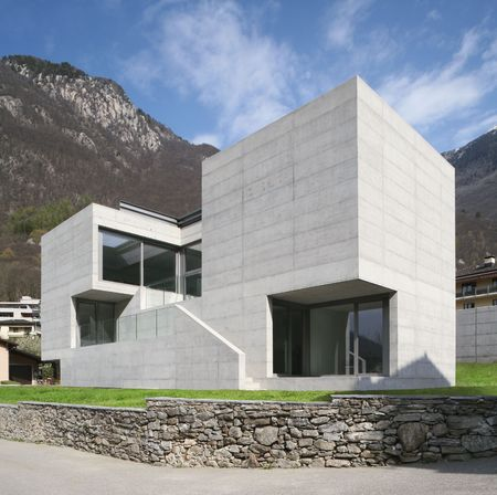 modern house Stock Photo - 4743002