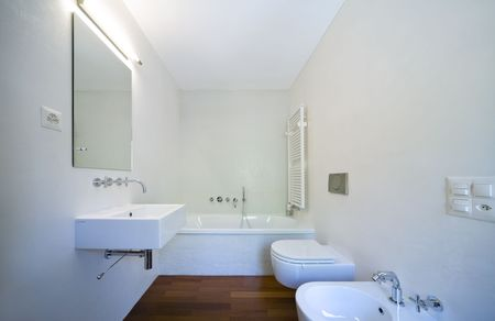 modern bathroom Stock Photo - 12682746