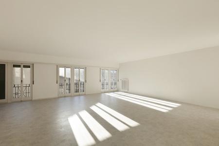 big room empty photo