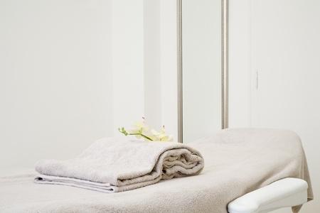 forniture: interior beauty center Stock Photo