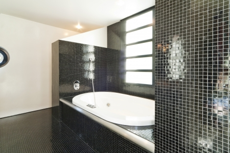 Modern bathroom Stock Photo - 18713676
