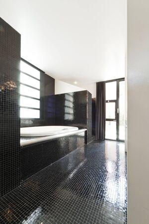 Modern bathroom Stock Photo - 18713674