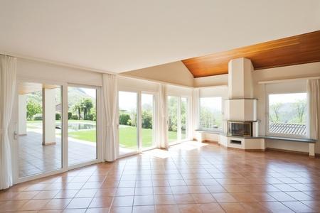 interior of modern house Stock Photo - 17035673