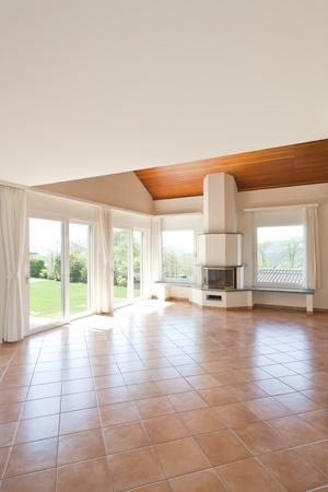 interior of modern house Stock Photo - 17035666
