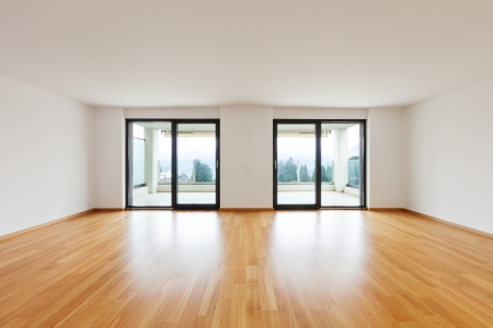 inter modern empty flat, apartment nobody inside Stock Photo - 19144979