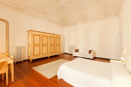 Hotel room, bed room