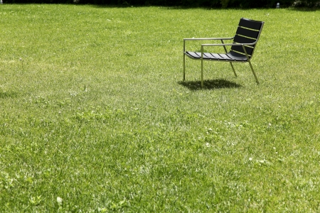 chair outdoor Stock Photo - 21043836