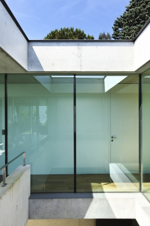 interior and passage in a modern house Stock Photo - 21134036