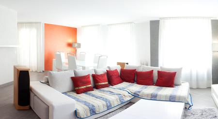 Modern living room interior Stock Photo - 22805756