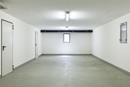 자동차없는 집의 차고