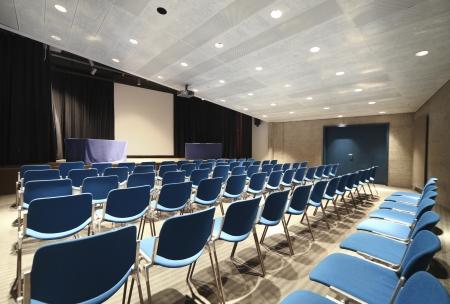 Endroit à l'intérieur de la conférence d'affaires Banque d'images - 23995587