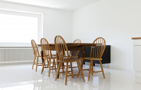 dining table and chairs: interior house,  dining table and chairs