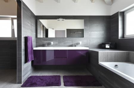 bathroom: Beautiful Bathroom in Luxury Home