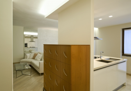 new entry: New interior design apartment, entry
