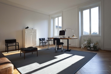 Vintage apartment furnished, studio photo