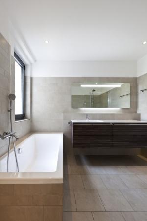 the bath: beautiful apartment, interior, bathroom