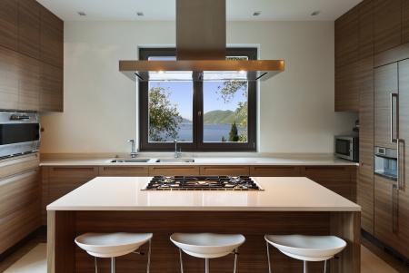 kitchen cabinets: beautiful apartment, interior, kitchen